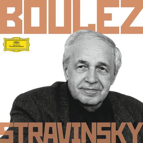 Boulez Conducts Stravinsky de Various Artists