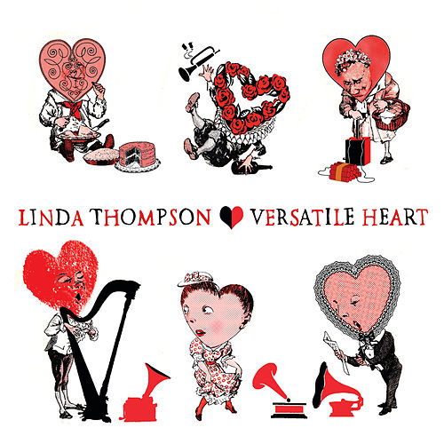 Versatile Heart von Linda Thompson