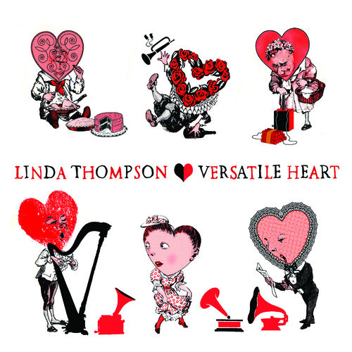 Versatile Heart de Linda Thompson