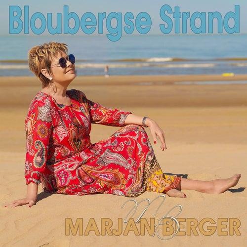 Bloubergse Strand by Marjan Berger