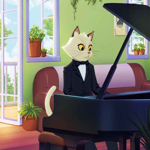 Piano Covers, Vol. 1 by Piano Cat