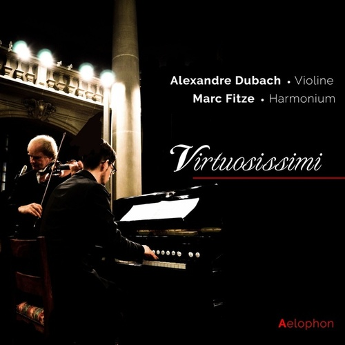 Virtuosissimi by Alexandre Dubach