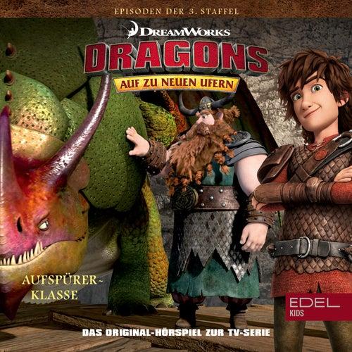 Folge 24: Thorstonton / Aufspürer-Klasse (Das Original-Hörspiel zur TV-Serie) von Dragons - Auf zu neuen Ufern