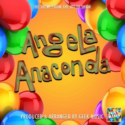 Angela Anaconda Main Theme (From 'Angela Anaconda') de Just Kids