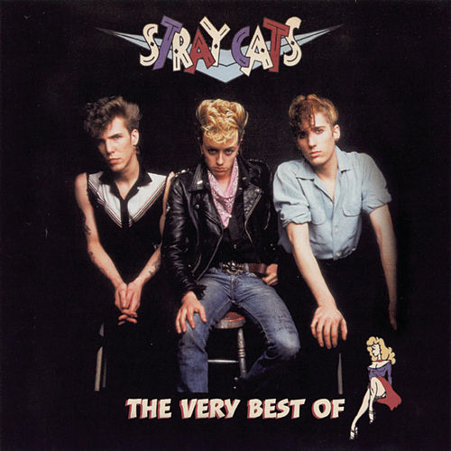 The Very Best Of de Stray Cats