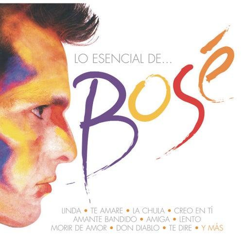 Lo Esencial de Miguel Bose de Miguel Bosé