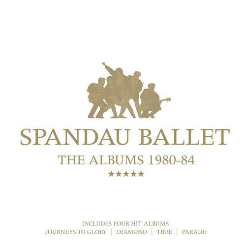 The Albums 1980-84 by Spandau Ballet
