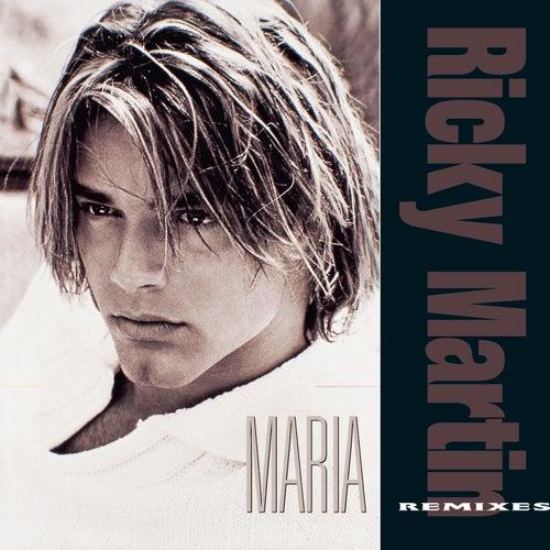 MARIA (Remixes) von Ricky Martin