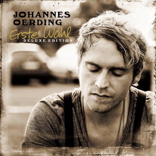 Erste Wahl - Deluxe Edition von Johannes Oerding