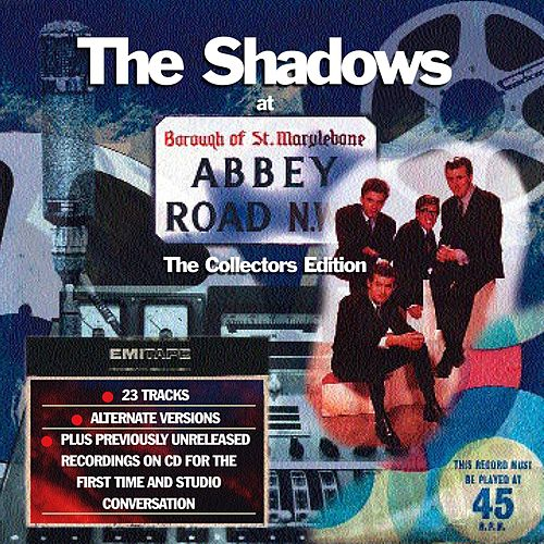 The Shadows At Abbey Road von The Shadows