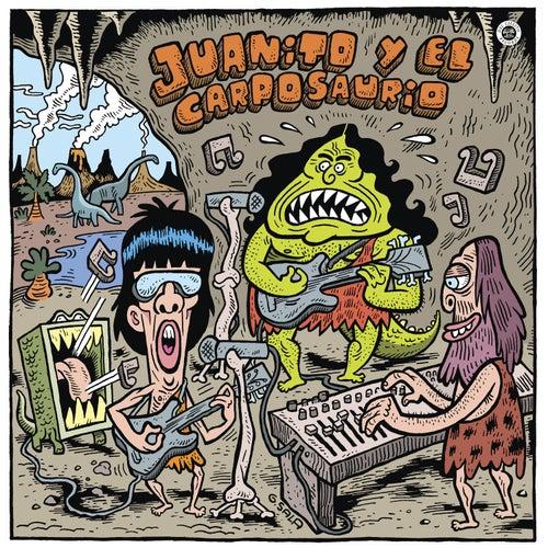 Juanito y el Carposaurio von Pappo