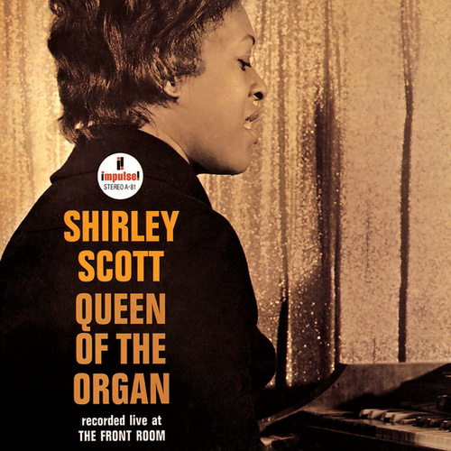 Queen Of The Organ (Live From The Front Room/1964) de Shirley Scott