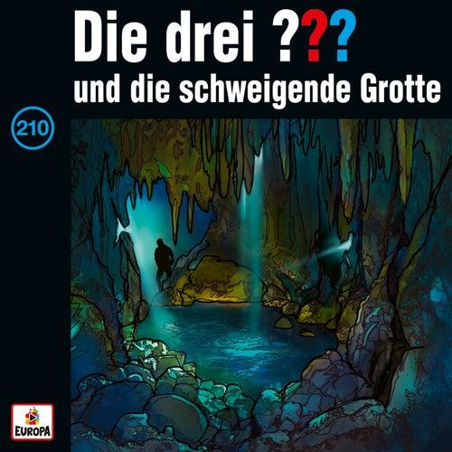 210/und die schweigende Grotte von Die drei ???