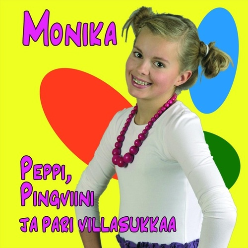 Peppi, pingviini ja pari villasukkaa by Monika