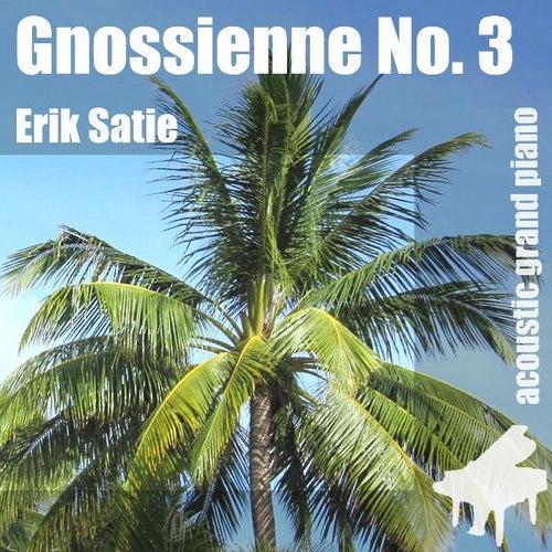 Gnossienne No. 3 , Gnossienne n. 3 - Single de Erik Satie