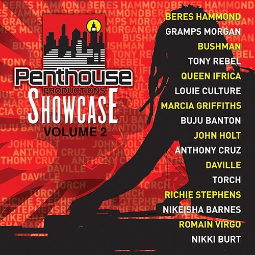 Penthouse Showcase Vol. 2 by Various Artists