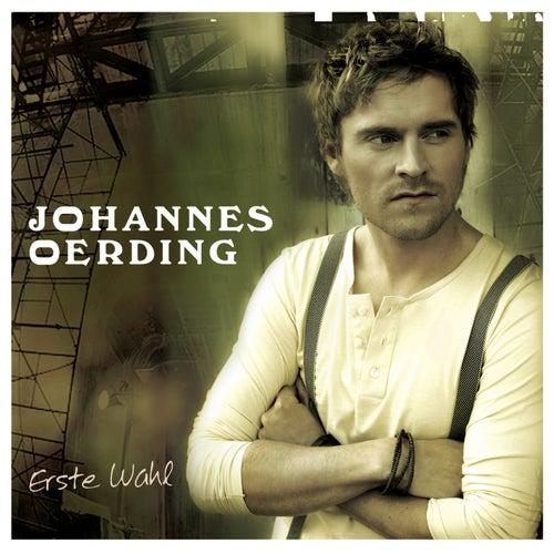 Erste Wahl von Johannes Oerding