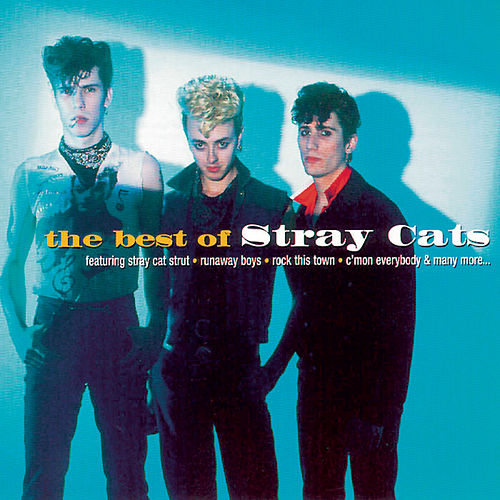 The Best Of Stray Cats de Stray Cats