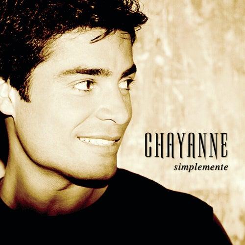 Simplemente de Chayanne