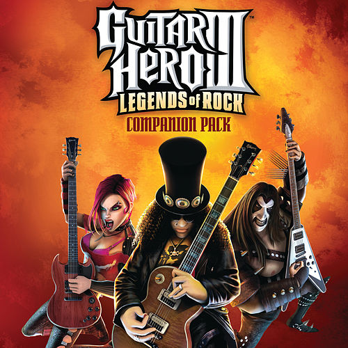 Guitar Hero III Legends of Rock Companion Pack by Soundtrack