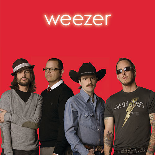 Weezer (Red Album International Version) de Weezer