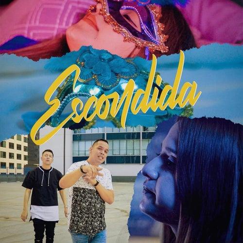 Escondida (feat. Jonh Edawrd) de Man-U