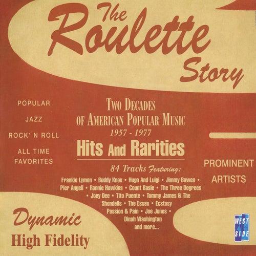 The Roulette Story de Various Artists