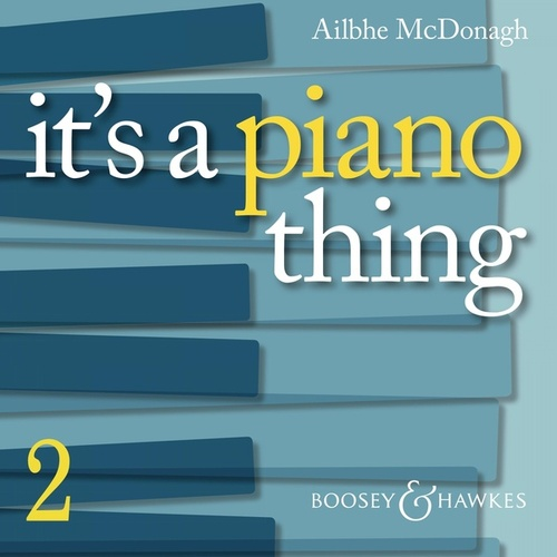 It's a Piano Thing, Vol.  2 by Ailbhe McDonagh