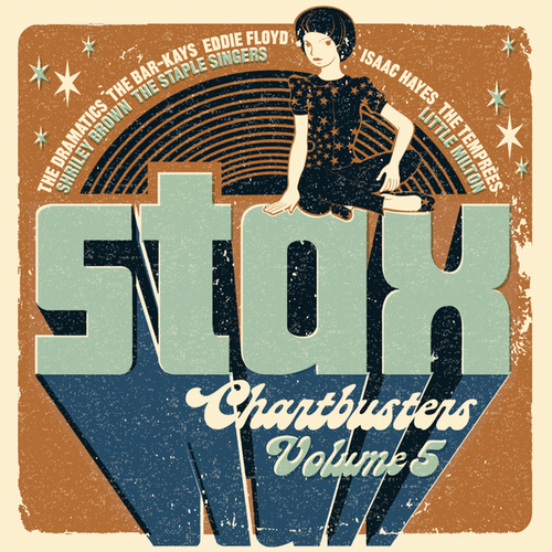 Stax-Volt Chartbusters Vol 5 von Various Artists