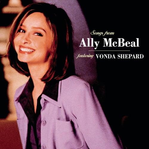 Songs From Ally McBeal Featuring Vonda Shepard de Vonda Shepard