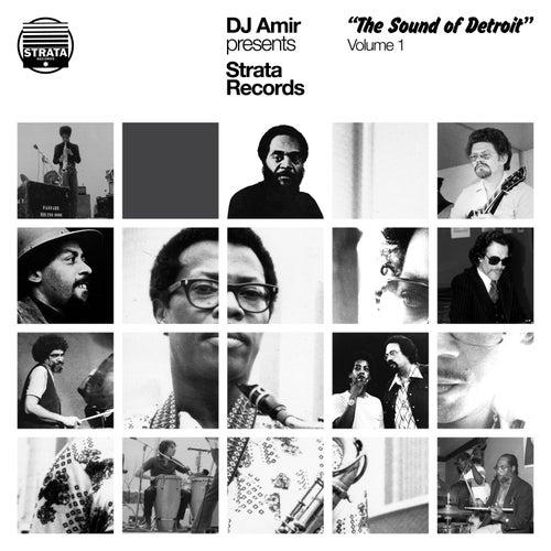 DJ Amir Presents 'Strata Records-The Sound of Detroit' Volume 1 von Various Artists
