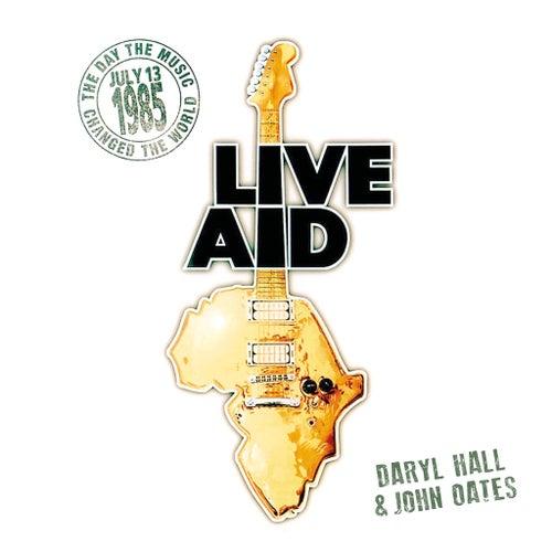 Daryl Hall & John Oates at Live Aid (Live at John F. Kennedy Stadium, 13th July 1985) von Daryl Hall & John Oates