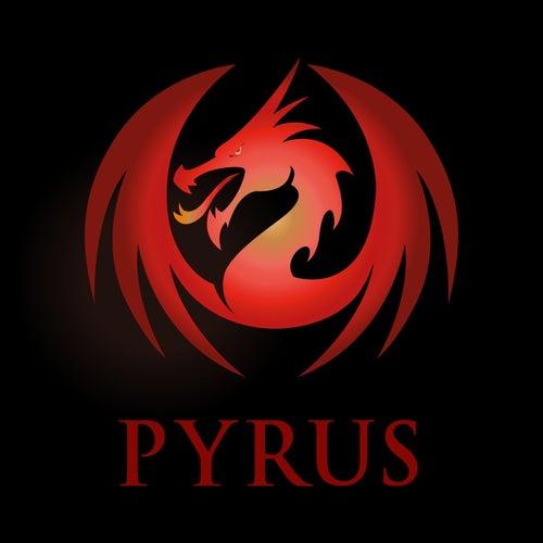 Llamarada fra Pyrus