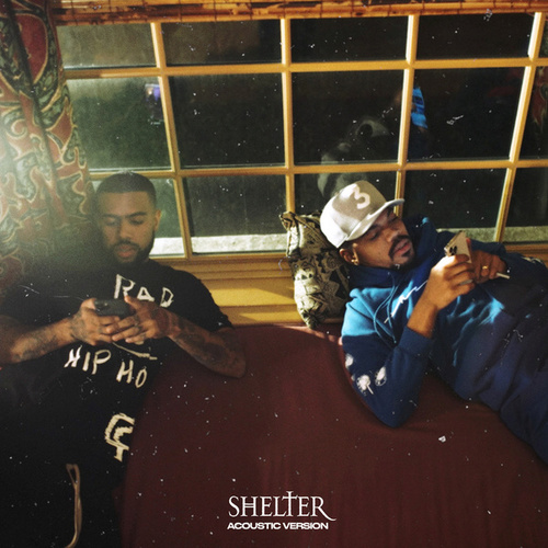 SHELTER (Acoustic Version) by VIC MENSA