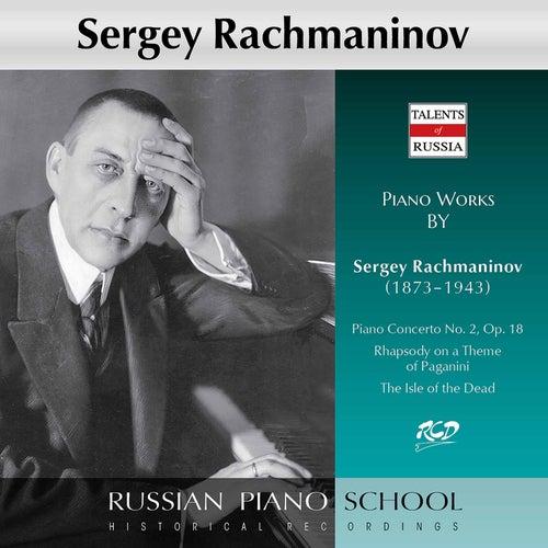 Rachmaninoff: Orchestral Works by Sergei Rachmaninov