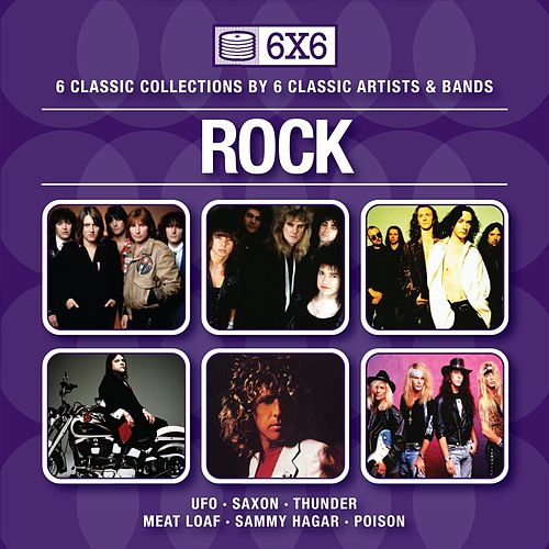 6 x 6 - Rock by Various Artists
