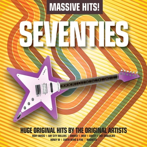 Massive Hits! - Seventies de Various Artists