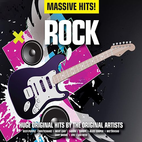 Massive Hits! - Rock van Massive Hits! - Rock