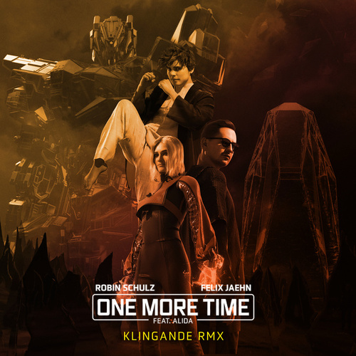 One More Time (feat. Alida) (Klingande Remix) von Robin Schulz
