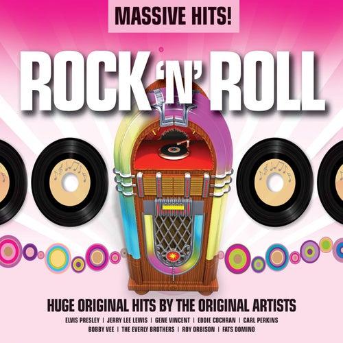 Massive Hits! - Rock 'n' Roll di Various Artists