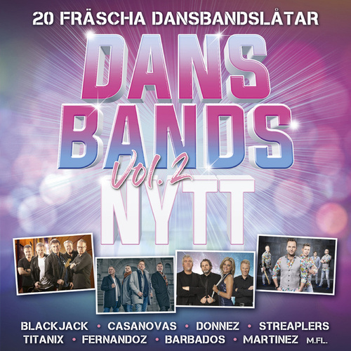 Dansbandsnytt volym 2 by Various Artists
