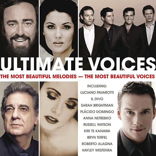 Ultimate Voices di Various Artists