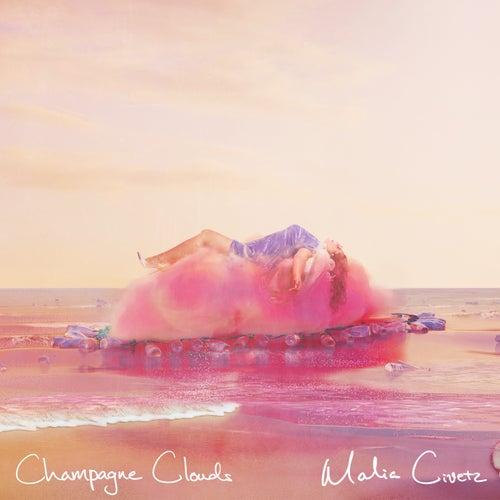 Champagne Clouds by Malia Civetz