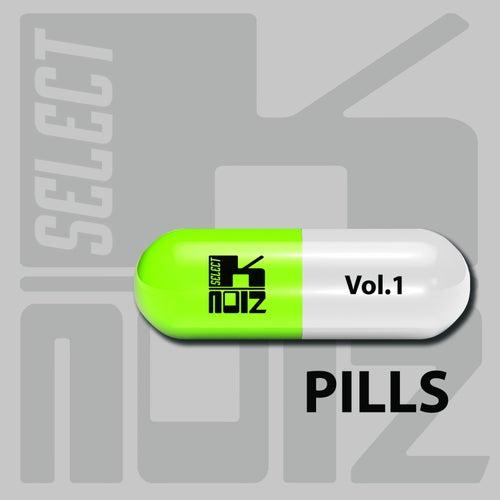 K-Noiz Select Pills by Various Artists