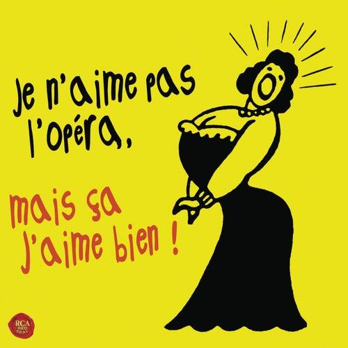 Je n'aime Pas l'opéra mais ça j'aime bien by Various Artists