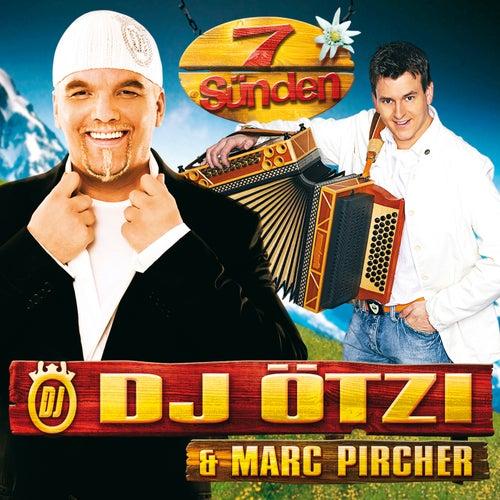 7 Sünden (2008 Platin Version) von DJ Ötzi
