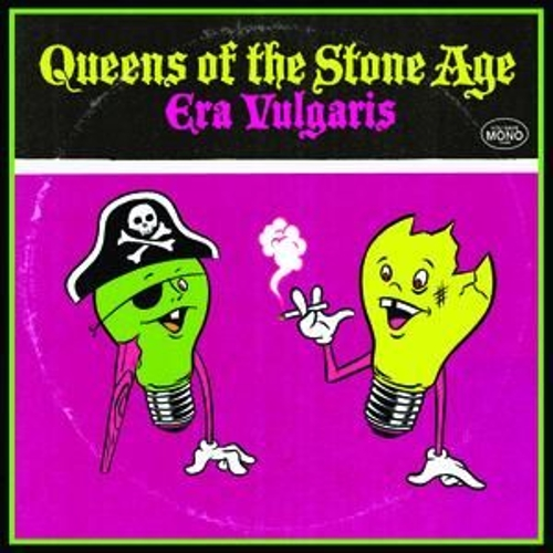Era Vulgaris de Queens Of The Stone Age