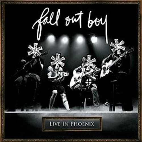 **** Live In Phoenix de Fall Out Boy