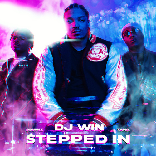 Stepped In de DJ Win