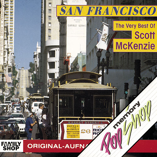 San Francisco von Scott McKenzie